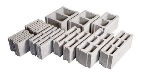 110 - Bloque para Muro de Carga