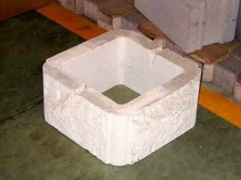 1026 - Pieza de Columna Split