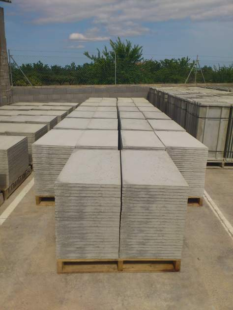200230 - Bovedilla Plana Lisa 100x50