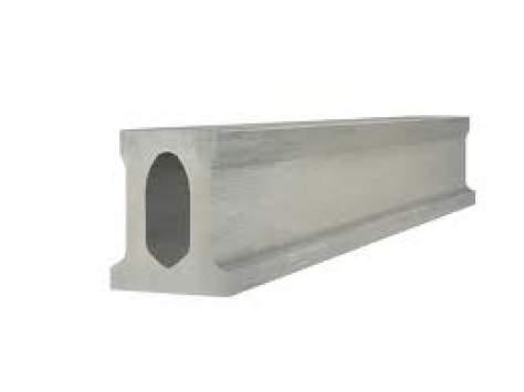 3250 - Viga Autoportante Pretensada Tubular Canto 25 cm.